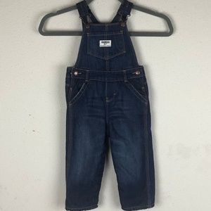 Oshkosh B'gosh Fleece-Lined Overalls